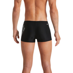 Nike Swim Tilt Square Beenshorts Heren, black